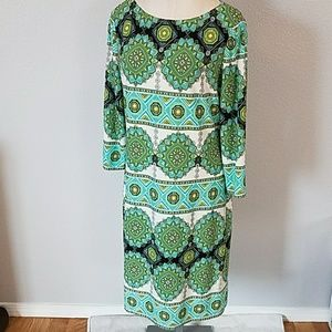 London Times Dress Size 12